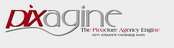 Pixagine relaunch comming soon